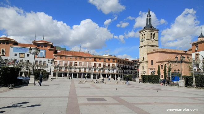 Plaza Mayor  Torrejón de Ardoz